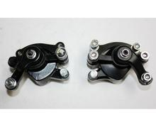 Cheap price Front+Rear Disc Brake Calipers+Pads 49cc Mini PIT Dirt Quad Pocket Rocket Bike