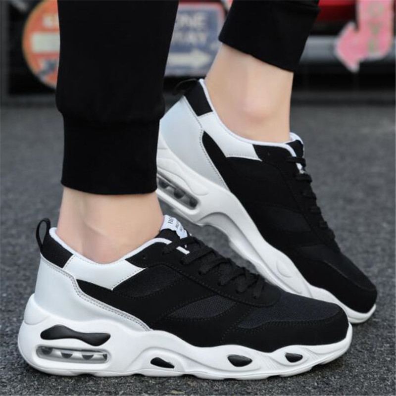 New spring breathable casual men's shoes trend sneakers casual shoes wild men's shoes students sneakers tide shoes