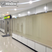 A4 Smart Tint White Sample Power Window Tints