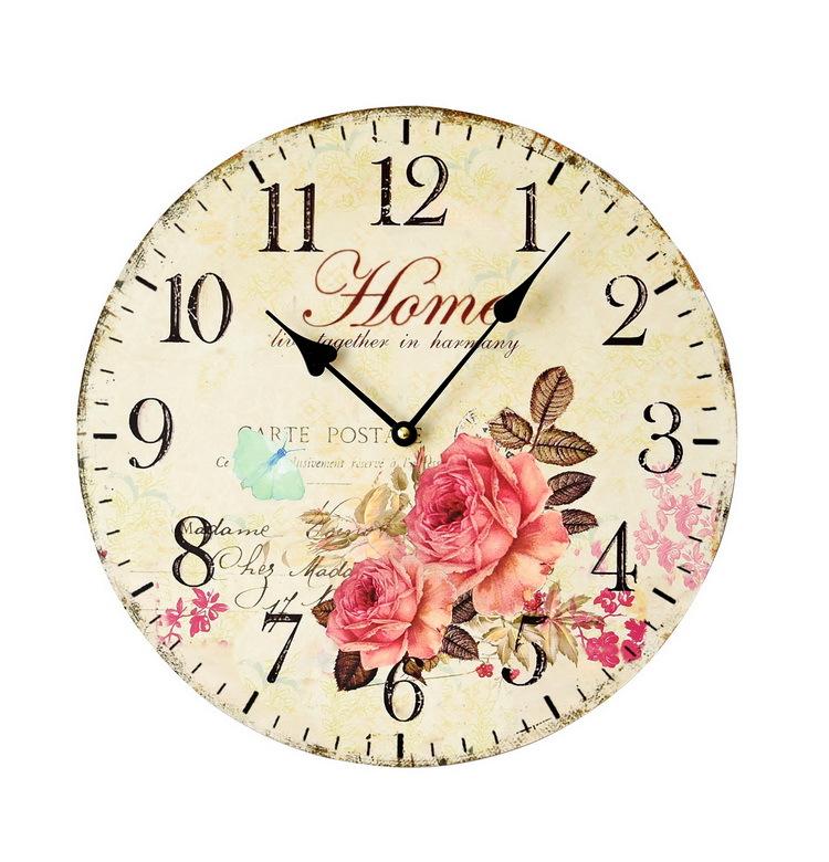 Horloge Cuisine Vintage. Stunning New Large Display Wall Clock ...
