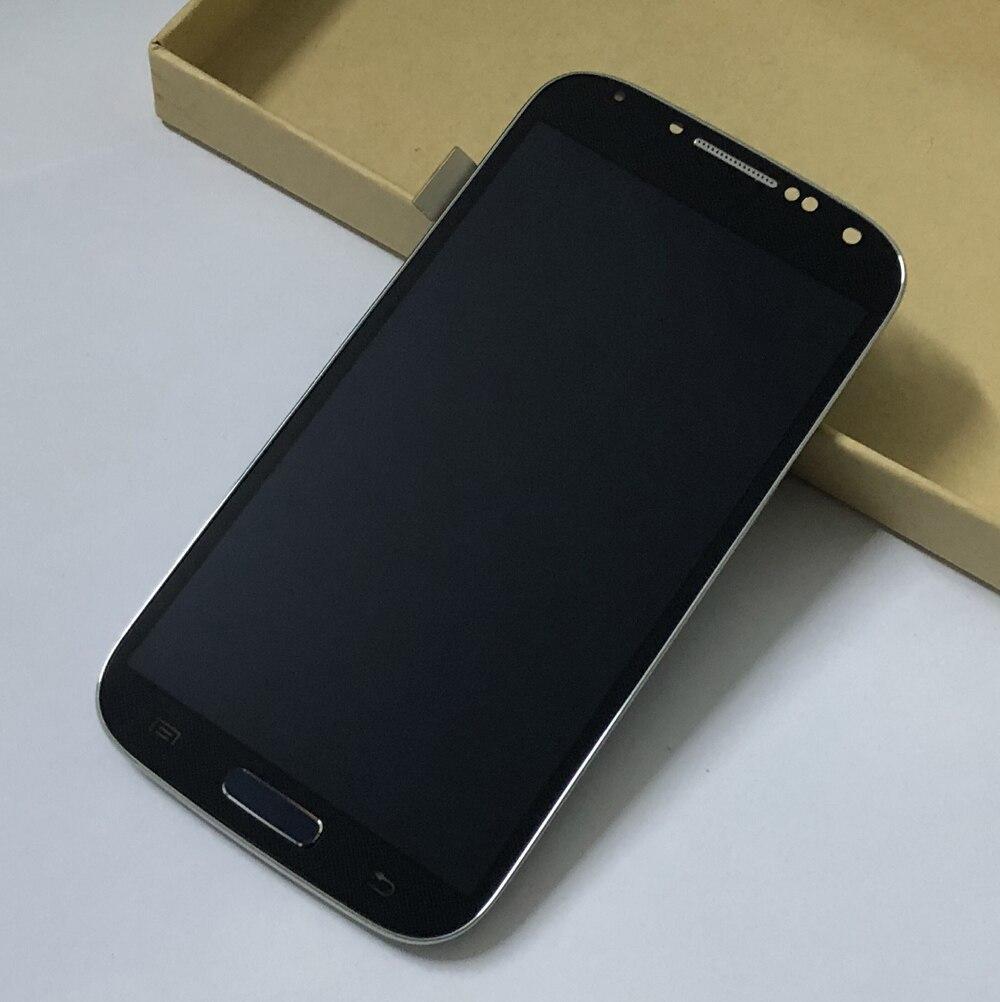 Black For Samsung Galaxy S4 I9500 I9505 I337 919 720t I545 Lcd