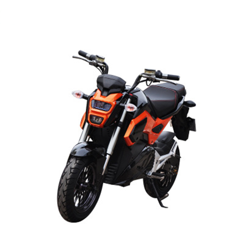 2018 new hot adult electric motorcycle electric bike 72V20A large battery electric motorcycles max speed 70km / h