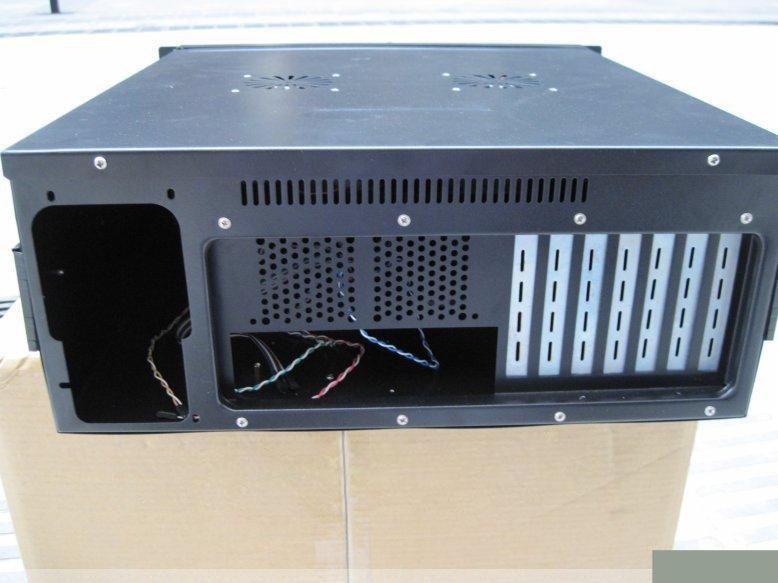 ФОТО 4u industrial computer case 4u server computer case pc motherboard