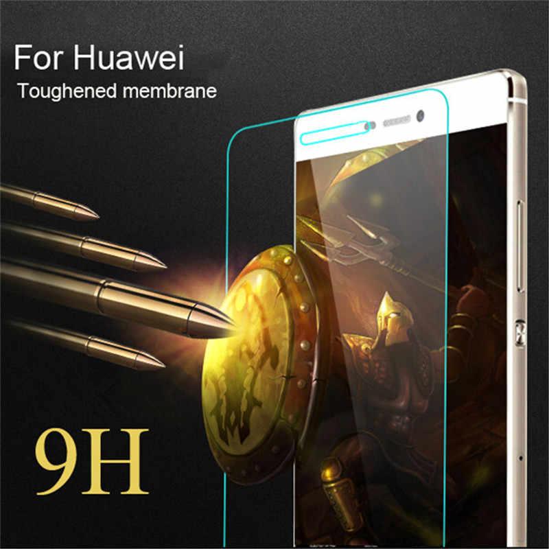 強化ガラス Huawei 社アセンド P8 Y3 Y5 II Y6 プロ Y330 Y360 Y336 Y3C Y511 Y516 Y5C Y541 画面プロテクター保護カバーフィルム
