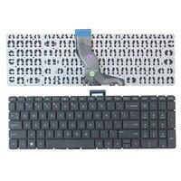 Bilgisayar ve Ofis'ten Yedek Klavyeler'de Yeni ABD dizüstü klavye HP Pavilion 15 ab 15 ab000 15 ab100 15 ab200 15z ab100 15AB Siyah arka ışık olmadan V150646DS1