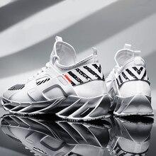 2019 grande taille 39 46 hommes baskets confortable adulte concepteur léger mode respirant été formateurs hommes chaussures # ABG72