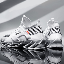 2019 plus size 39 46 men sneakers Comfortable adult designer lightweight fashion Breathable summer trainers men shoes #ABG72