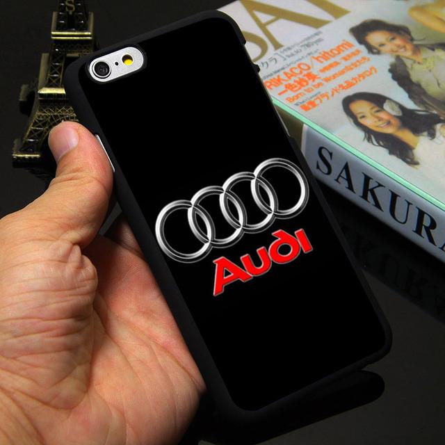 Audi Car Logo iPhone Case (12 Variations)