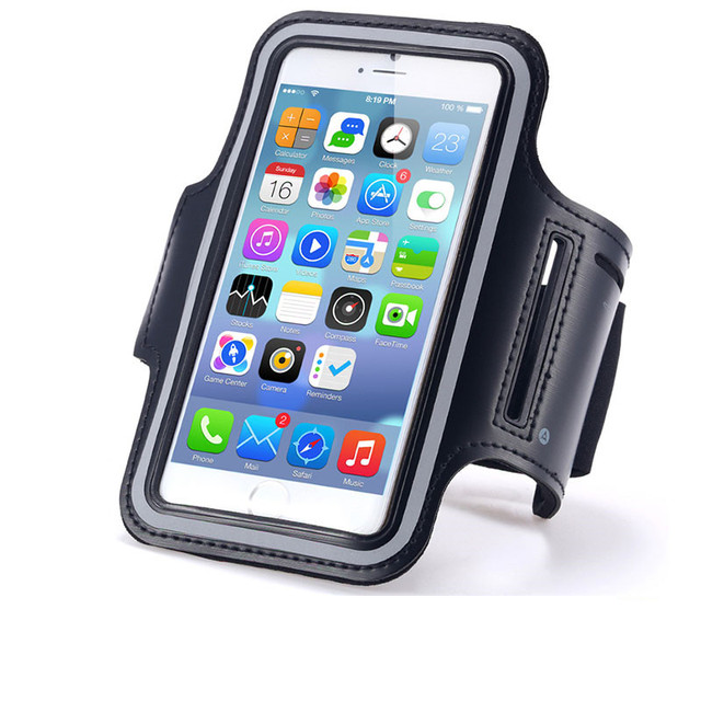 Sports Mobile Phone Holder Waterproof Armband Case