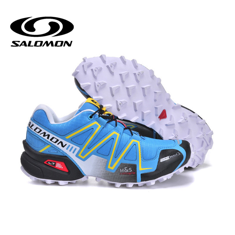 2018 Salomon Speed Cross 3 CS III Outdoor Women Sport Sneakers Comfortable Female Joggin ...