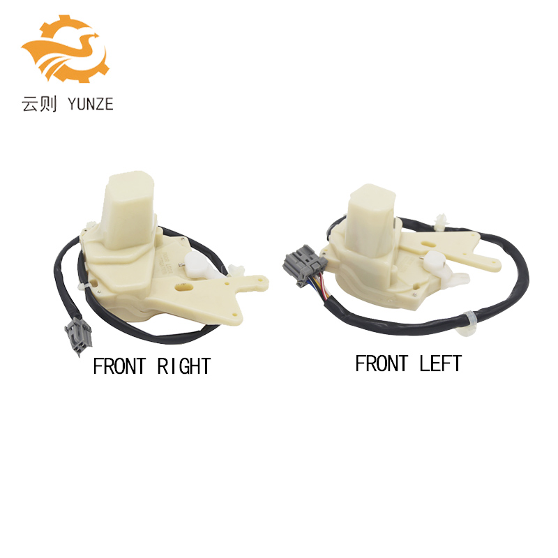 2PCS FRONT LEFT RIGHT SIDE CENTRAL DOOR LOCK ACTUATOR FOR HONDA ACCORD 1994-1997 YEAR