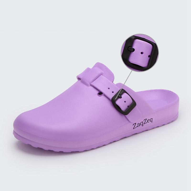 41b7c4aef Compre Sapatos Médicos Chinelos Homens Médicos Enfermeiros Sapatos ...