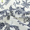 Upholstery Cotton Canvas Fabric For Sewing Hometextile DIY Handmade For Curtain Cushion Bag Shoes Flower Style
