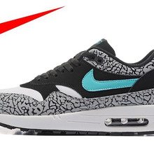 885954a624 Nike Air Max 1 Air Max Day Men's and Women's Running Shoes Shock-absorbing  Non-slip