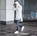 Хип-хоп мужчины долго молнии срез расширенный Yeezy сезон Yezzy 1 2 3 Aoodie воздуха Yeezus для продажи канье уэст толстовки страх божий