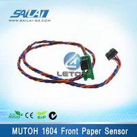 Digital printing squre parts printer paper sensor for Mutoh 1604 printer machine