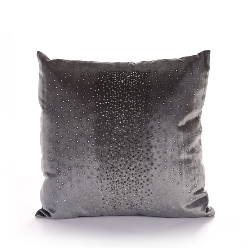 PANFELOU 45 45cm environmental silver over the sky star knitting Milky Way  Cushion Cover for sofa livingroom bedroom. High Quality Silver Cushions Promotion Shop for High Quality