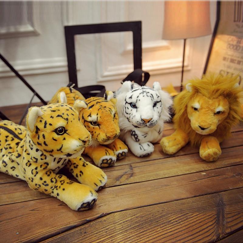 ФОТО Women Cute Carton Tiger Lion Shape Plush Bags Shoulder Bags Kawaii Fashion Students Campus Style Handbags Leopard Bags Fun Fur