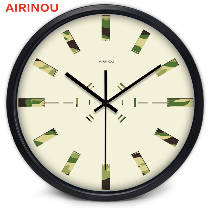 Online Buy Wholesale Military Wall Clocks From China