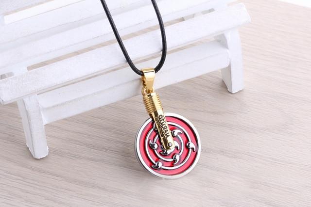 Naruto Sharingan Necklace in 7 Styles