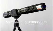 Buy Strong power Military 450nm100w/100000mw Focusable Blue Laser pointer Burning match/Pop Balloon/Cigarettes+Glasses+Free Shipping