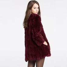 Out007 Casaco Sobretudo Feminino Real Value Fourrure Abrigos Mujer Chinchilla Mouton Fur Coat Fox Colete De Pele Vest Standard