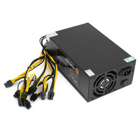 Gold 90 PLUS Miner PC POWER Supply 1800W BTC Power Supply ETH Computer Mining Power Supply
