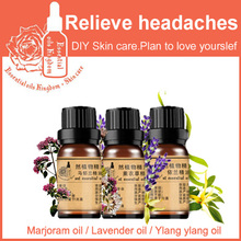 Calm Mood 100% Pure Plant Essential Reat Rheumatism Marjoram / Lavender / Ylang Ylang Oil 10ml Suitable For The Treatment Acne