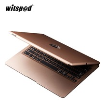 witsp d for NEW IPAD PRO 12 9 2017 Release Slim Aluminum Bluetooth Keyboard with Protective