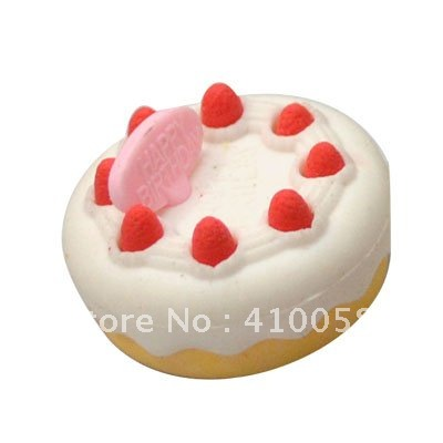 Welcome To Order Good Quality Cake Eraser Retail/wholesale ,Low MOQ,please Feel Free To Contact David