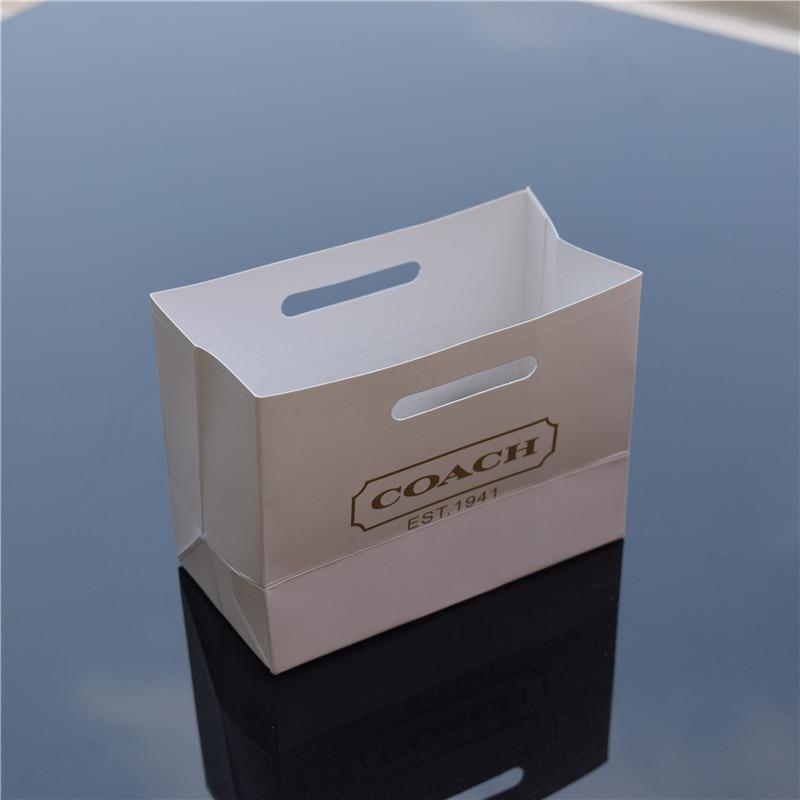 50pcs handbag small bag paper bag