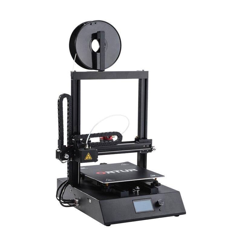 3d Printer Machines Ortur4 25 Points Hotbed Auto Leveling Impresora 3d Product Supply DIY Digital Printers for Novelty Salon