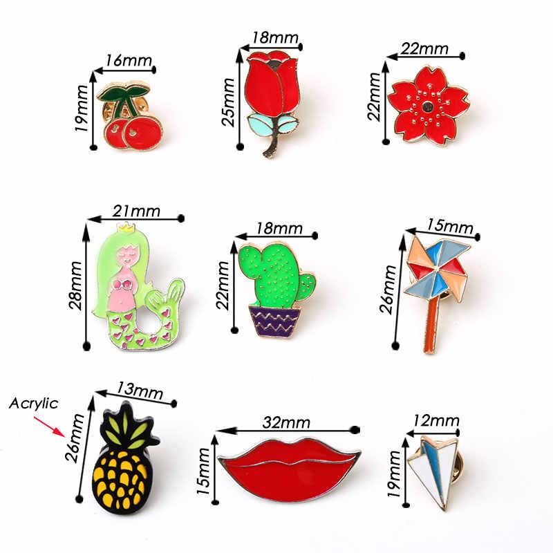 手作り動物植物ブローチ男性と女性のアクセサリーブローチピンカーディガンピンスカーフスカーフデニムジャケット装飾