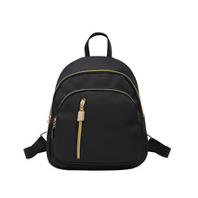 Ladies Female Backpack Waterproof Nylon Small Shoulder Bags 2019 New Korean Version of the Wild Personality