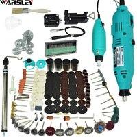 Eu Plug Dremel Electric Drill Grinder Engraving Pen Grinder Mini Drill DIY Drill Electric Rotary Tool