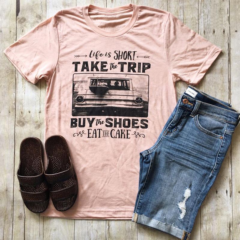 महिलाओं की टी-शर्ट प्लस - महिलाओं के कपड़े