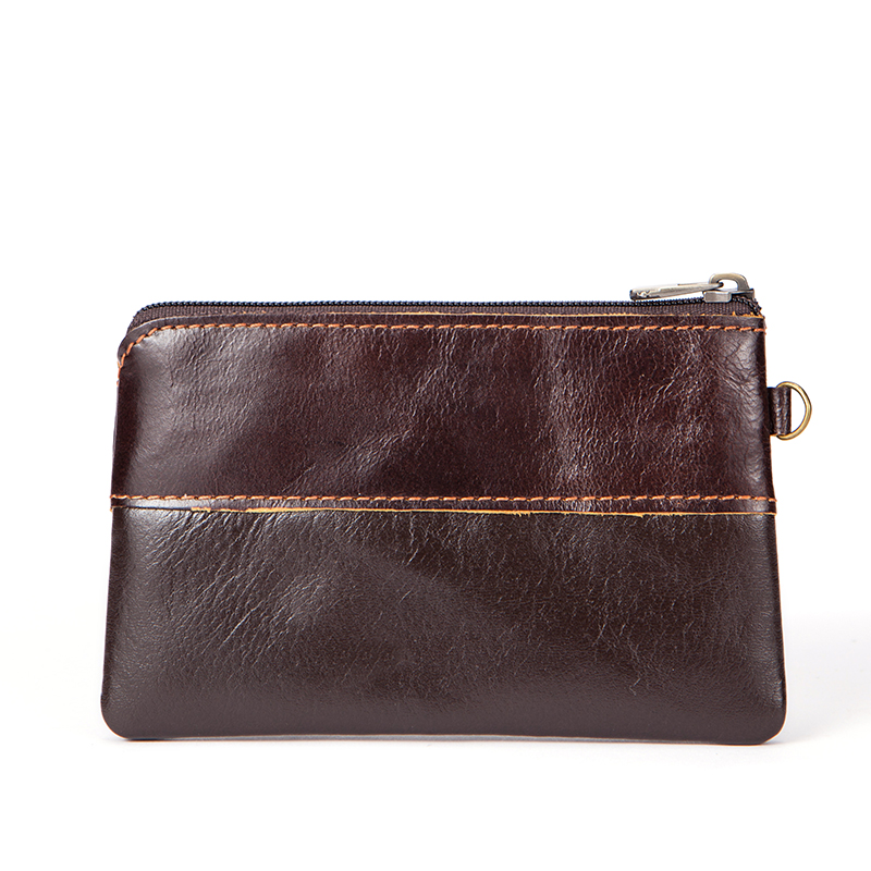 Mini Wallet Genuine Leather Coin Purse Small//slim Business Card Holder Thin New
