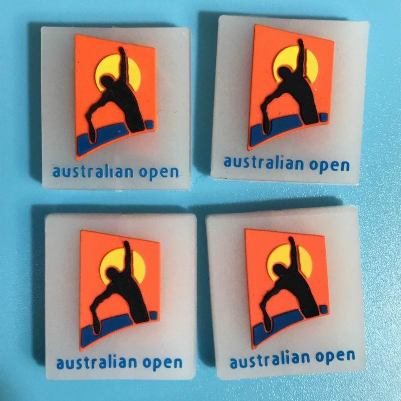 Американский Открытый Виброгаситель и австралийский открытый гаситель/Теннисная ракетка вибрационные гасители/Теннисная ракетка - Цвет: au open