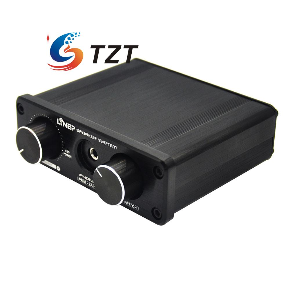 Audio Switcher 4-In 2-Out Audio Headphone Signal Amplifier Switch 140mWx4 Output A926 wavelets in geophysics 4