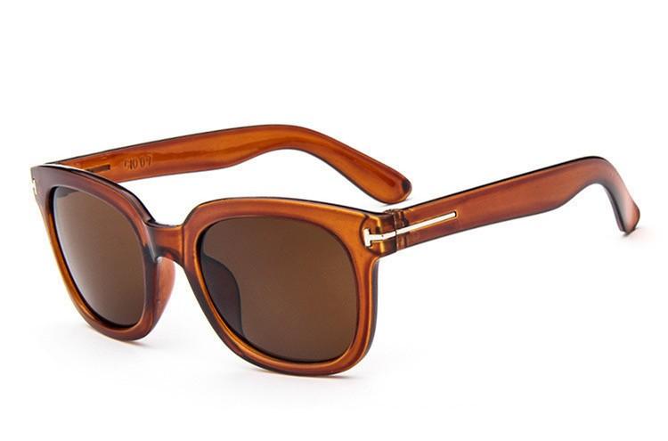 Vintage Brand Design Sunglasses Men Retro Mirror Sunglasses Male Sun Glasses For Men Classic UV400 Driving Outdoor Sunglass 2016 (23)