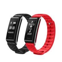 "Mode Sport Silikon Armband Armband Band Smart Armband 0 96 ""OLED Bildschirm Fitness Herz Rate Monitor Uhren-in Partneruhren aus Uhren bei"