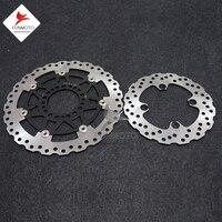 Передний дисковый тормоз и Задний дисковый тормоз CFMOTO мотоцикл cfmoto 650NK номер детали A000 080010/A000 080002