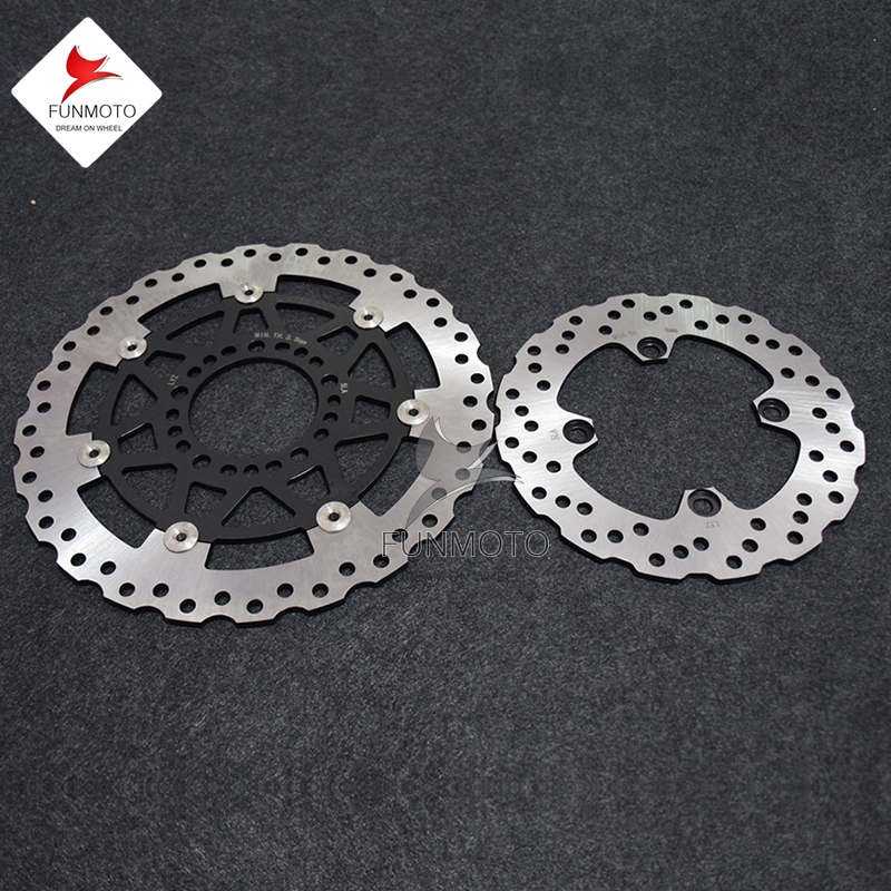 front disc brake and rear disc brake of CFMOTO motorcycle cfmoto 650NK  parts number is A000-080010/A000-080002 brake caliper brake shoe of cfmoto 650 series nk rear brake caliper combination of parts number is a000 080250