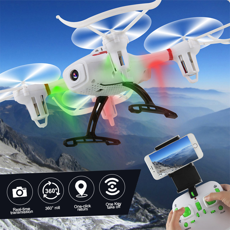HeLX MaX 1343 Drone Remote Helicopter Drone WiFi Camera Real-time Transmit Quadcopter HD Camera Dron 2.4G 4CH RC Helicopter