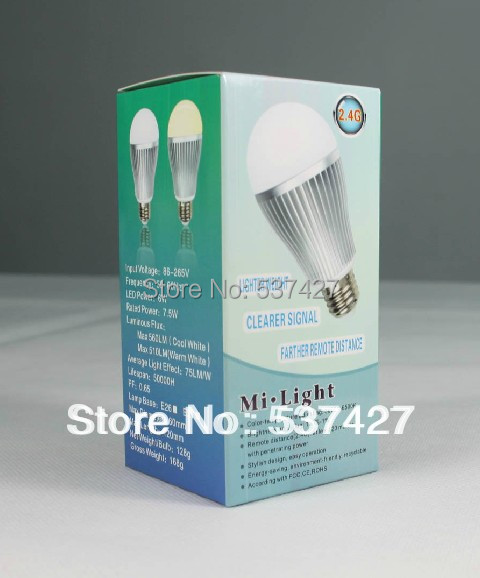 Fabrik Exporte Wifi Fernbedienung Farbtemperatur Dimmen Led lampe ...