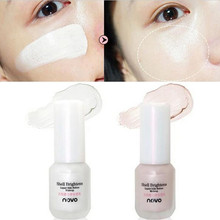 1Pc Face Base Makeup Liquid Foundation Shell Brighten Liquid Before Makeup Concealer
