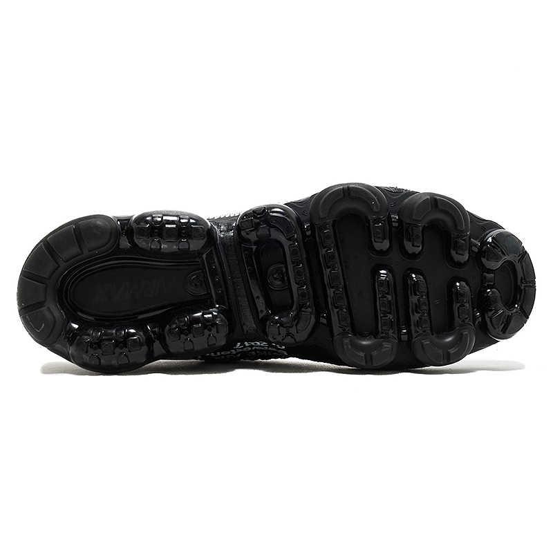 Original Nike Air VaporMax Moc Rainbow Cushion Men's Running Shoes Sports  Sneakers Shoes,Outdoor Anti-skid Shoes AH3397 003