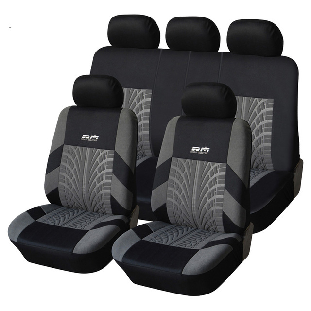 Car Seat Cover Polyester Fabric Universal Automobile Seat Covers For Car Seat...