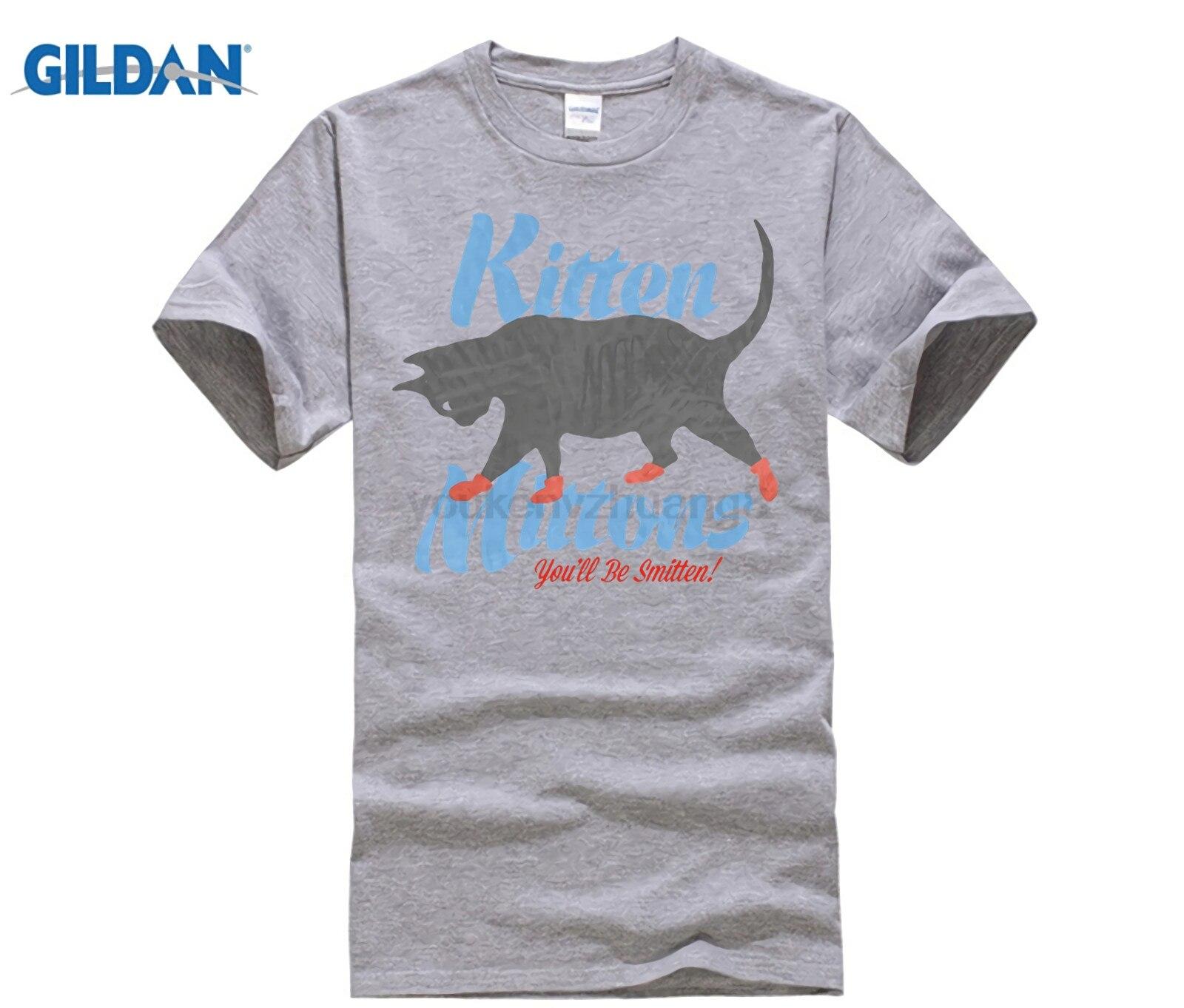 It/'s Always Sunny in Philadelphia KITTEN MITTONS Adult T-Shirt All Sizes