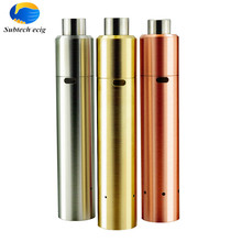 2 pcs Date Mécanique Kennedy 24 Ruby mod kit cigarette Électronique 18650 batterie Kennedy mod 24mm kennedy 24 rda 1:1 clone mod